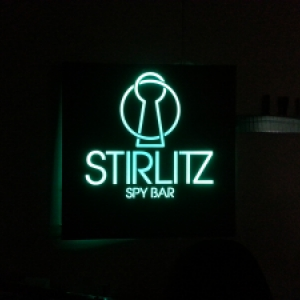 STIRLITZ SPY BAR